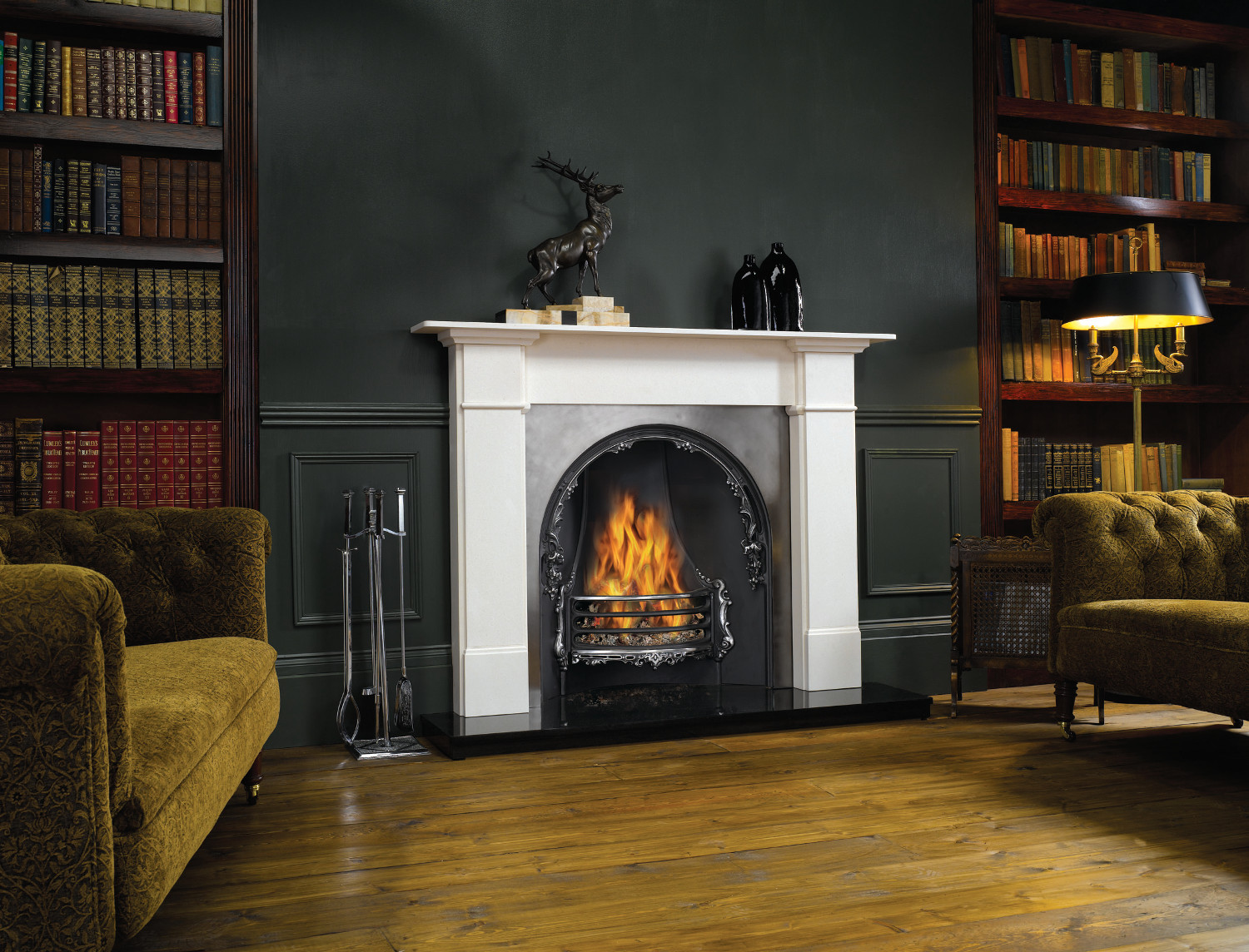 Stovax Claremont Flames Amp Fireplaces Banbridge