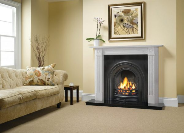 Stovax Decorative Arched