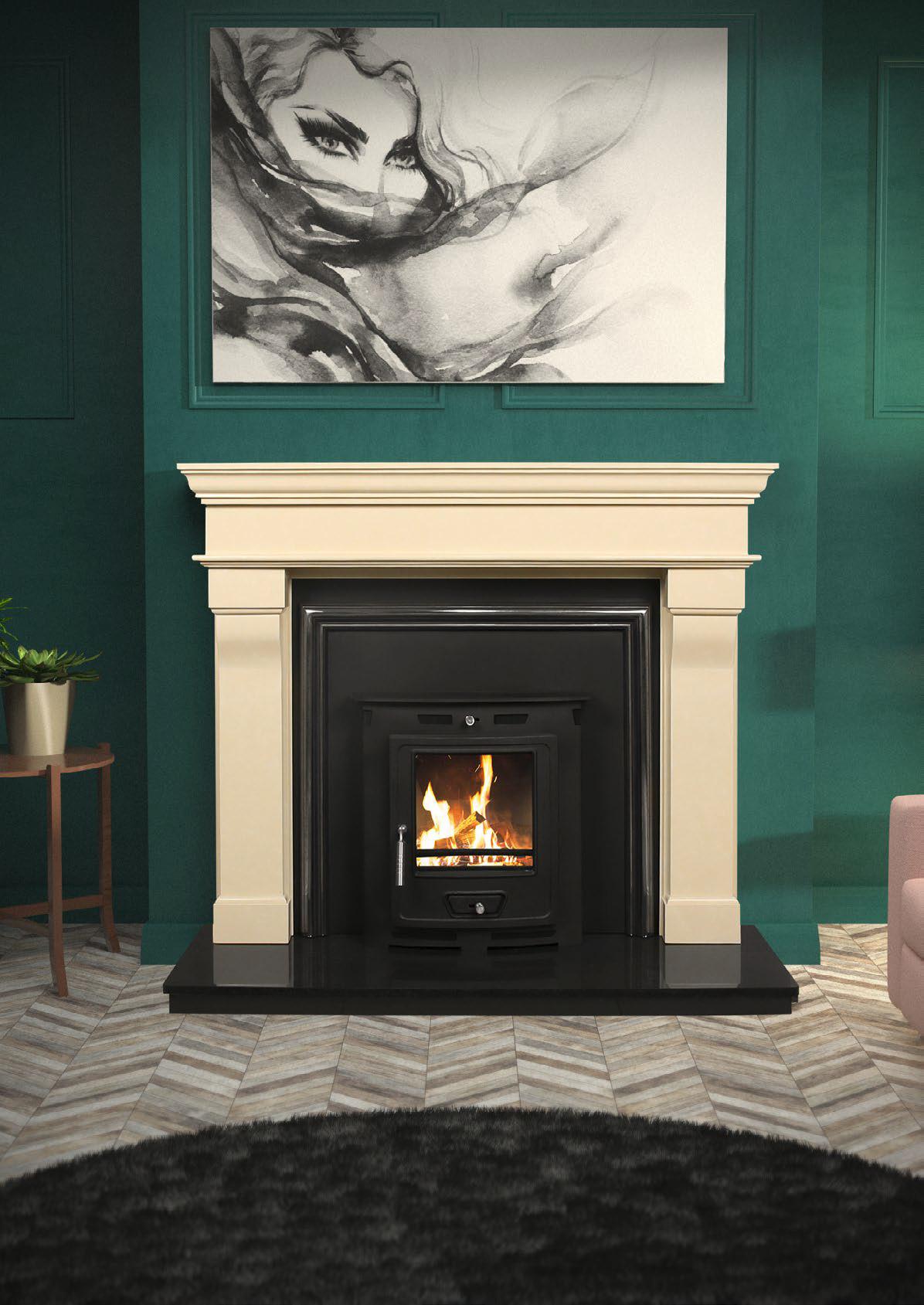 Gms Bordeaux Flames Amp Fireplaces Banbridge Belfast