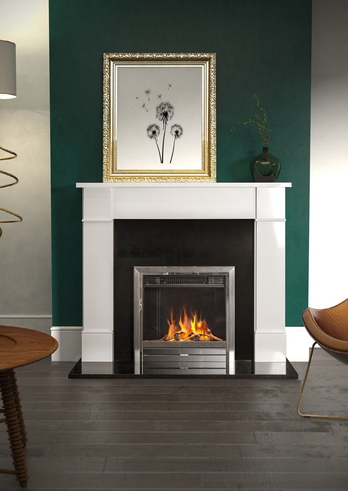 Gms Naxos Flames Amp Fireplaces Banbridge Belfast