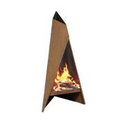 Heta Tipi Outdoor Fire