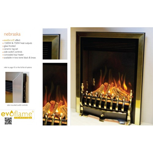 Evonic Nebraska Flames Amp Fireplaces Banbridge Belfast