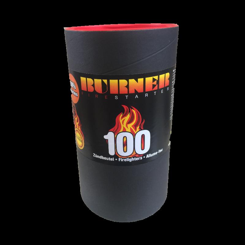 Burner Fire Starter 100 Pk Flames Amp Fireplaces