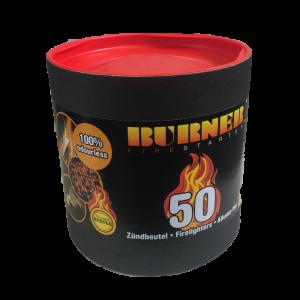 Burner Fire Starter 50 Pk