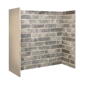 Penman Chamber Grey Ceramic Brick