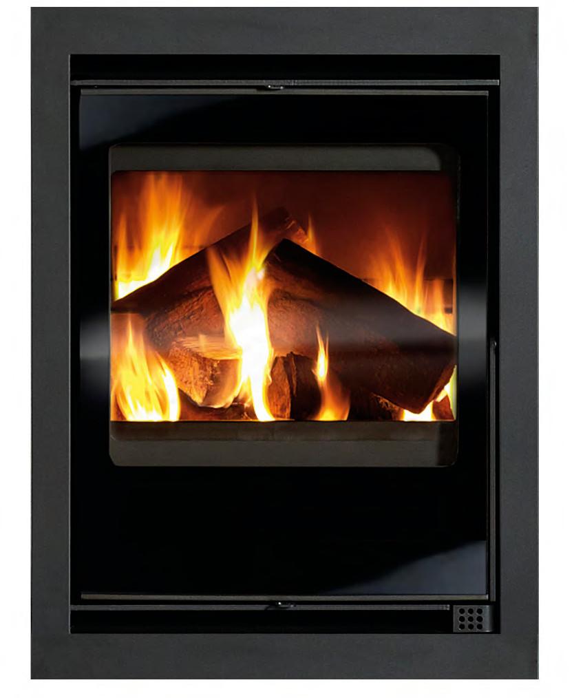 Penman Vega 450 Contemporary Flames Amp Fireplaces