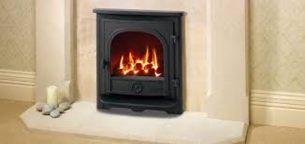 Yeoman Dartmouth Inset Gas Fire