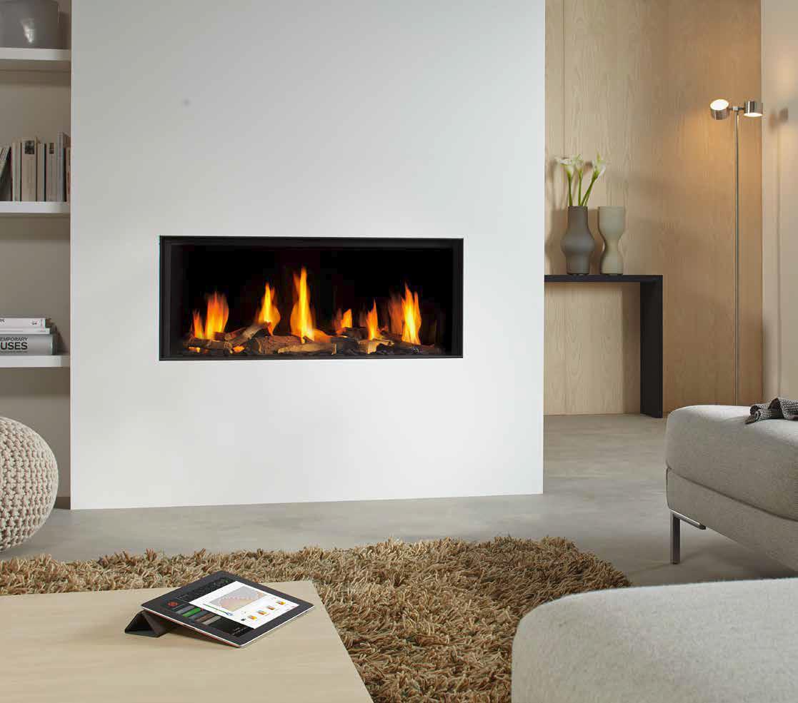 Dru Metro 80xt Eco Wave Flames Amp Fireplaces Banbridge