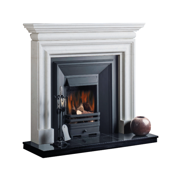 Marble Flames Traditional Bolection