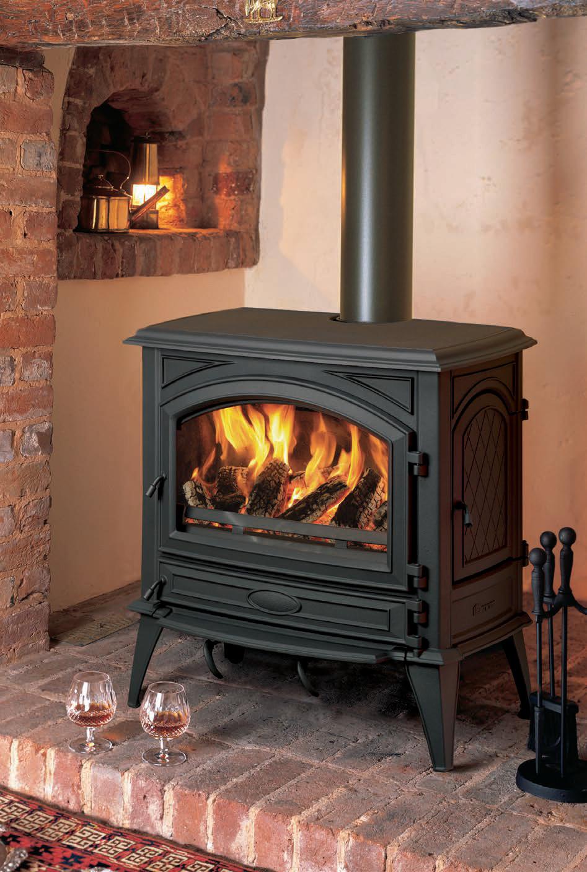 Dovre 760cb Flames Amp Fireplaces Banbridge Belfast