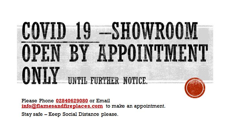 Showroom COVID-19