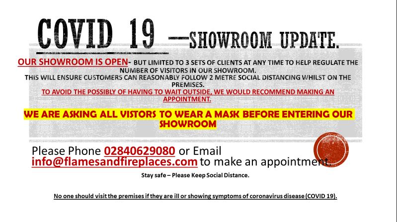 Showroom COVID-19 20200803