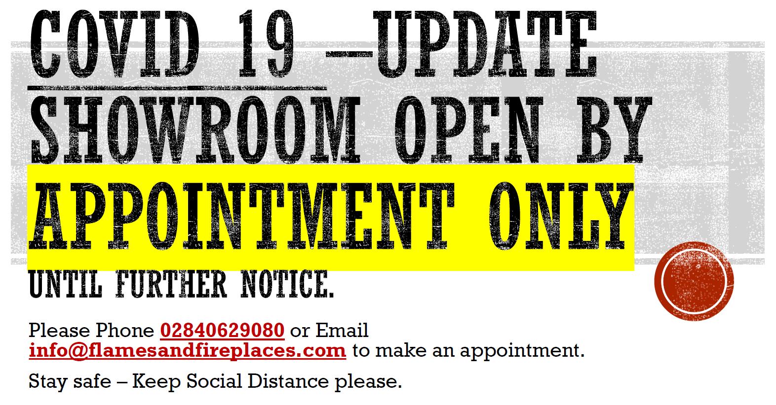 Showroom COVID-19 20201123