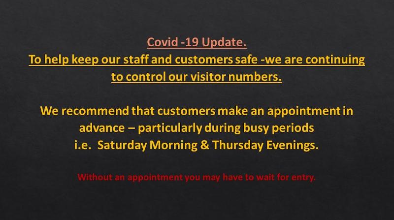 Showroom COVID-19 20210729