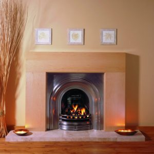 Stovax Classical Arched