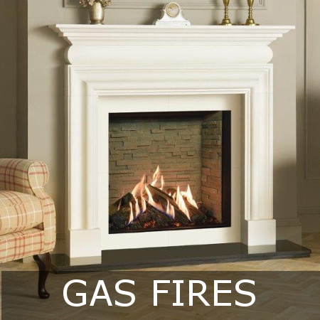 Inset Traditional Stove Wall Mounted Cette Electric Fires