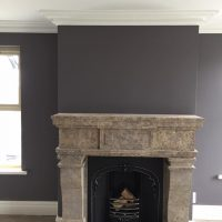 Gallery-Louvre Antique Brown
