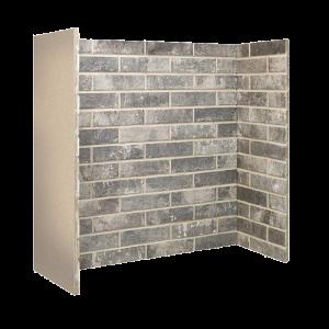 Penman Chamber Grey Ceramic Brick
