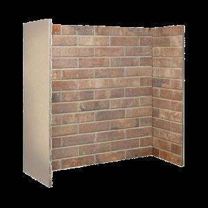 Penman Chamber Red Ceramic Brick
