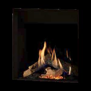 Global Fires 55XT BF Cavity