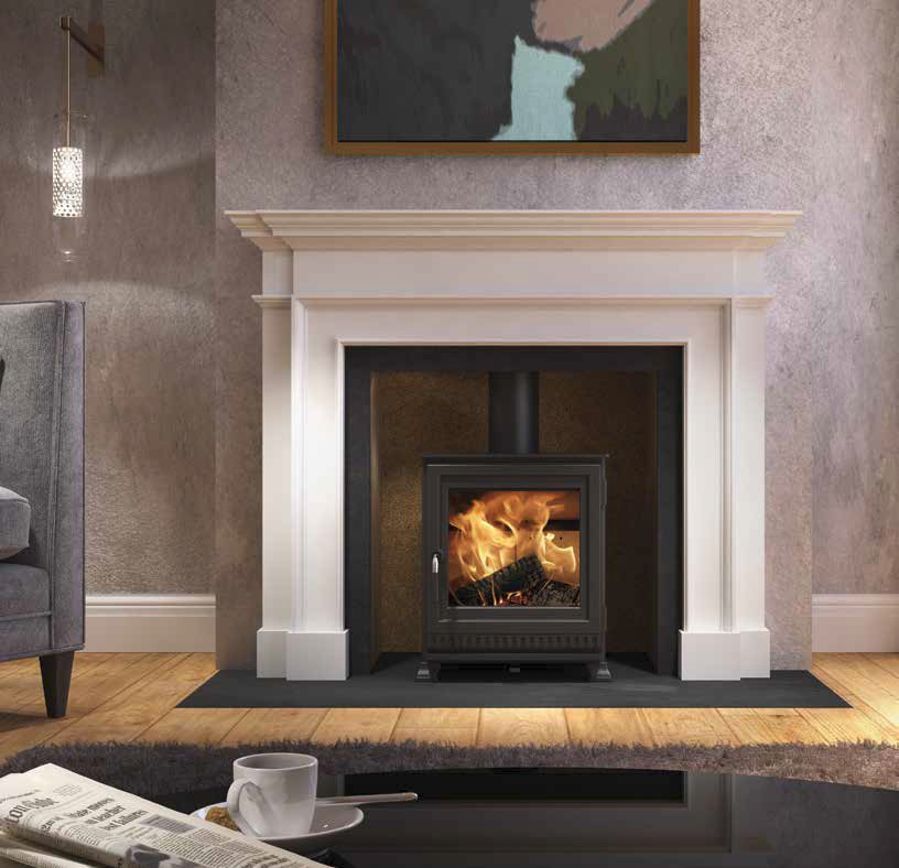 Dik Geurts Aste 5 Low Flames Amp Fireplaces Banbridge